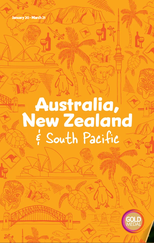 Link to Digital Australia New Zealand and South Pacific Brochure