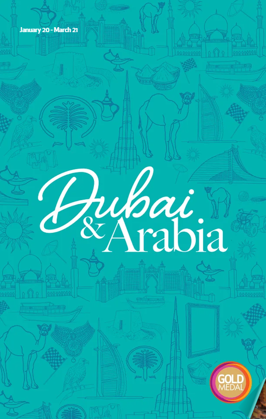 Link to Digital Dubai and Arabia Brochure