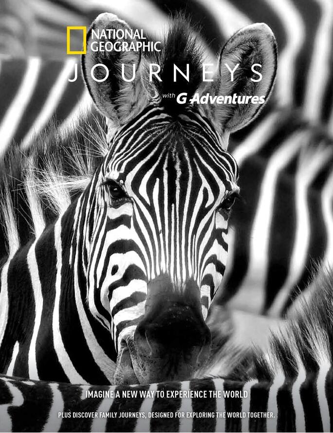 Link to Digital G Adventures - Journeys Brochure