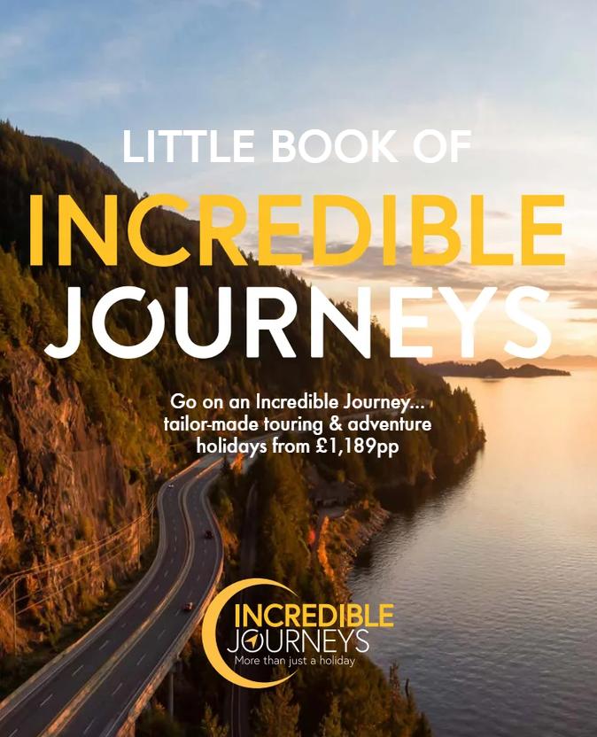 Digital Brochure for Gold Medals Little Book of Incredible Journeys