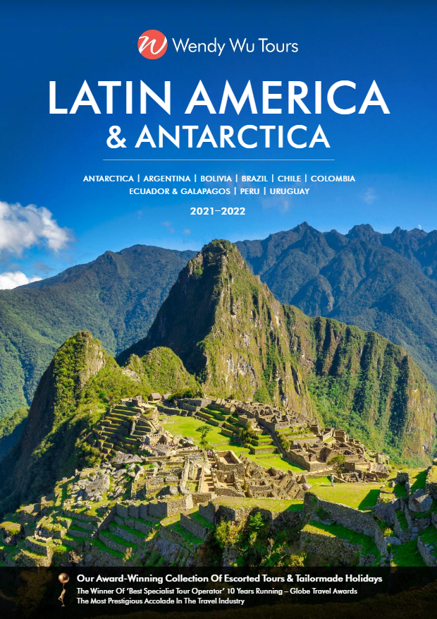 Digital Brochure for Wendy Wu Tours - Latin America and Antarctica