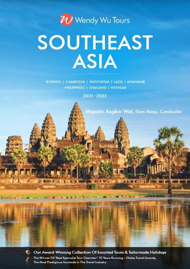 Digital Brochure for Wendy Wu Tours - Southeast Asia